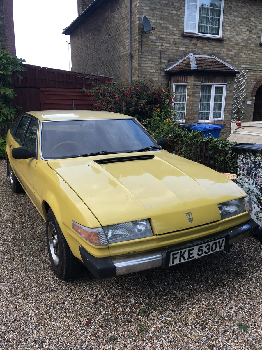 1979 Rover sd1 V8 man For Sale (picture 1 of 4)