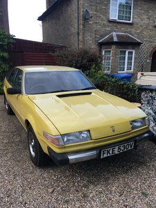 1979 Rover sd1 V8 man For Sale