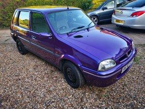 1997 Rover 100 ????