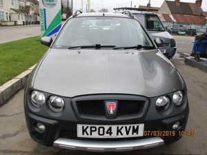2004 STREETWISE ROVER 25 5 DOOR SMART WITH LOW MILES NEW MOT For Sale