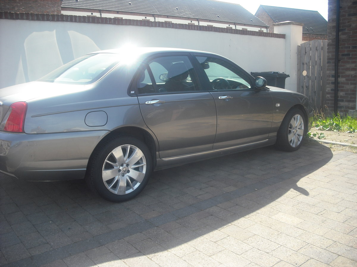 2005 Rover 75 2.5 V6 Contemporary SE Auto saloon  For Sale (picture 2 of 5)
