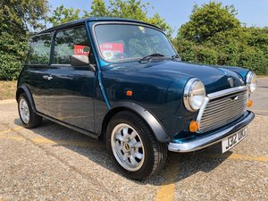 1991 Rover Mini Mayfair. 1000cc. Caribbean Blue. Low mileage For Sale