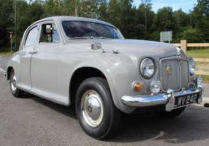 1955 Rover P4 75 Saloon 6 Cylinder Excellent Condition SOLD