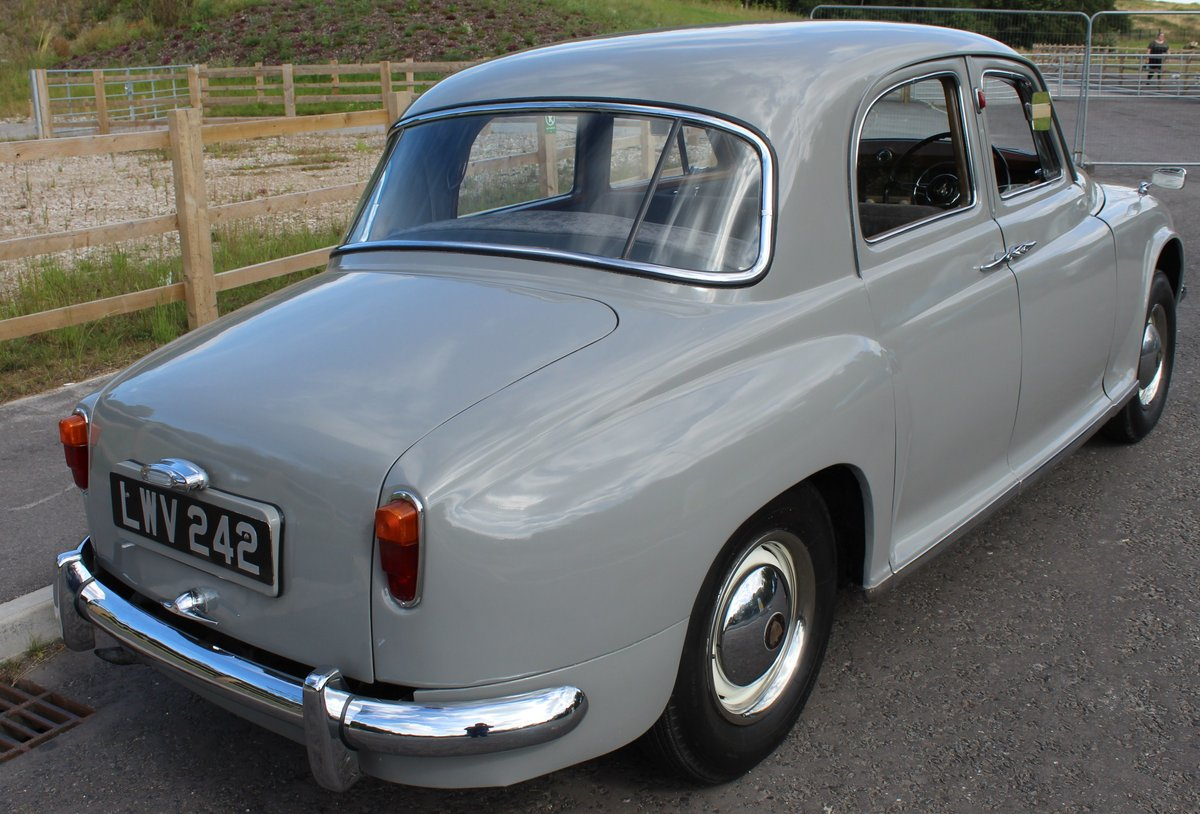 1955 Rover P4 75 Saloon 6 Cylinder Excellent Condition SOLD (picture 5 of 6)
