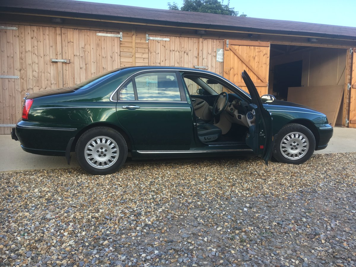 2001 Rover 75 For Sale (picture 2 of 6)