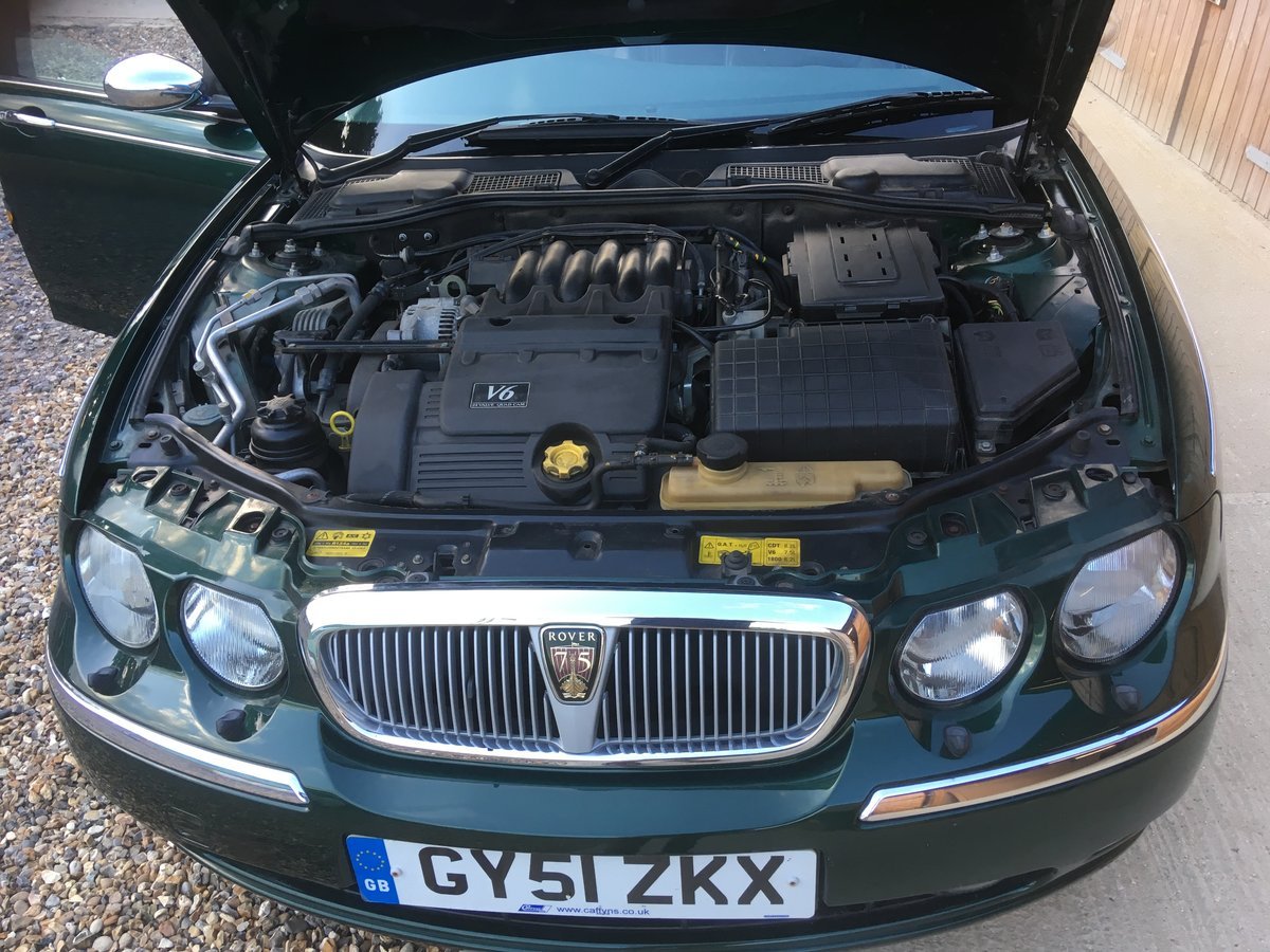 2001 Rover 75 For Sale (picture 3 of 6)