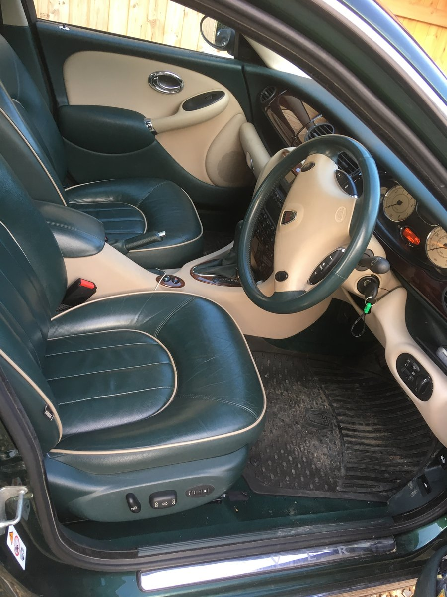 2001 Rover 75 For Sale (picture 4 of 6)