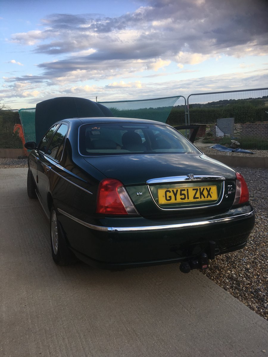 2001 Rover 75 For Sale (picture 6 of 6)