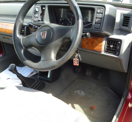 1995 Rover 111GSi five door  SOLD (picture 4 of 6)