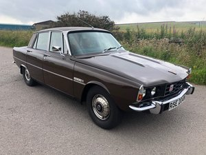 1974 Rover P6 3500s Unique Opportunity For Sale