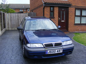 1994 Rover 416 SLI Automatic SOLD