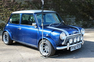 1996 Mini Cooper Sports Pack 1.3i SPI Tahiti Blue For Sale