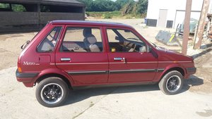 1988 Rover Metro 1.3 GS For Sale