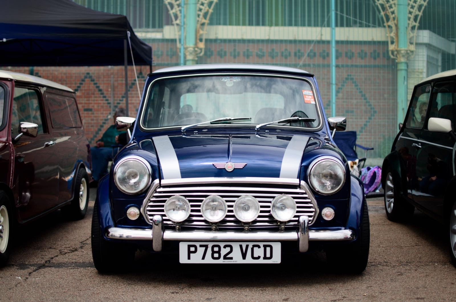 1996 Mini Cooper Sports Pack 1.3i SPI For Sale (picture 2 of 6)