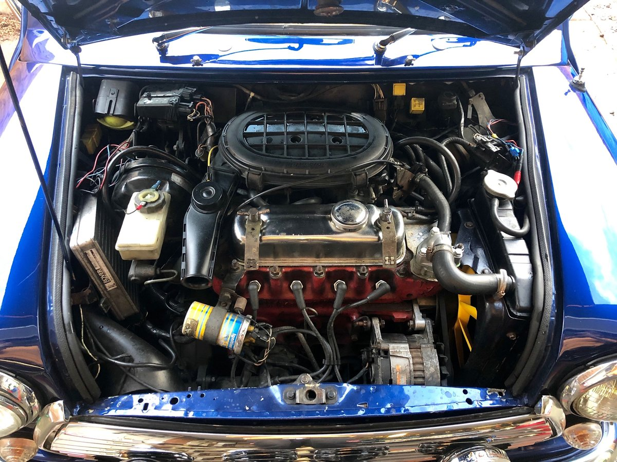 1996 Mini Cooper Sports Pack 1.3i SPI For Sale (picture 6 of 6)