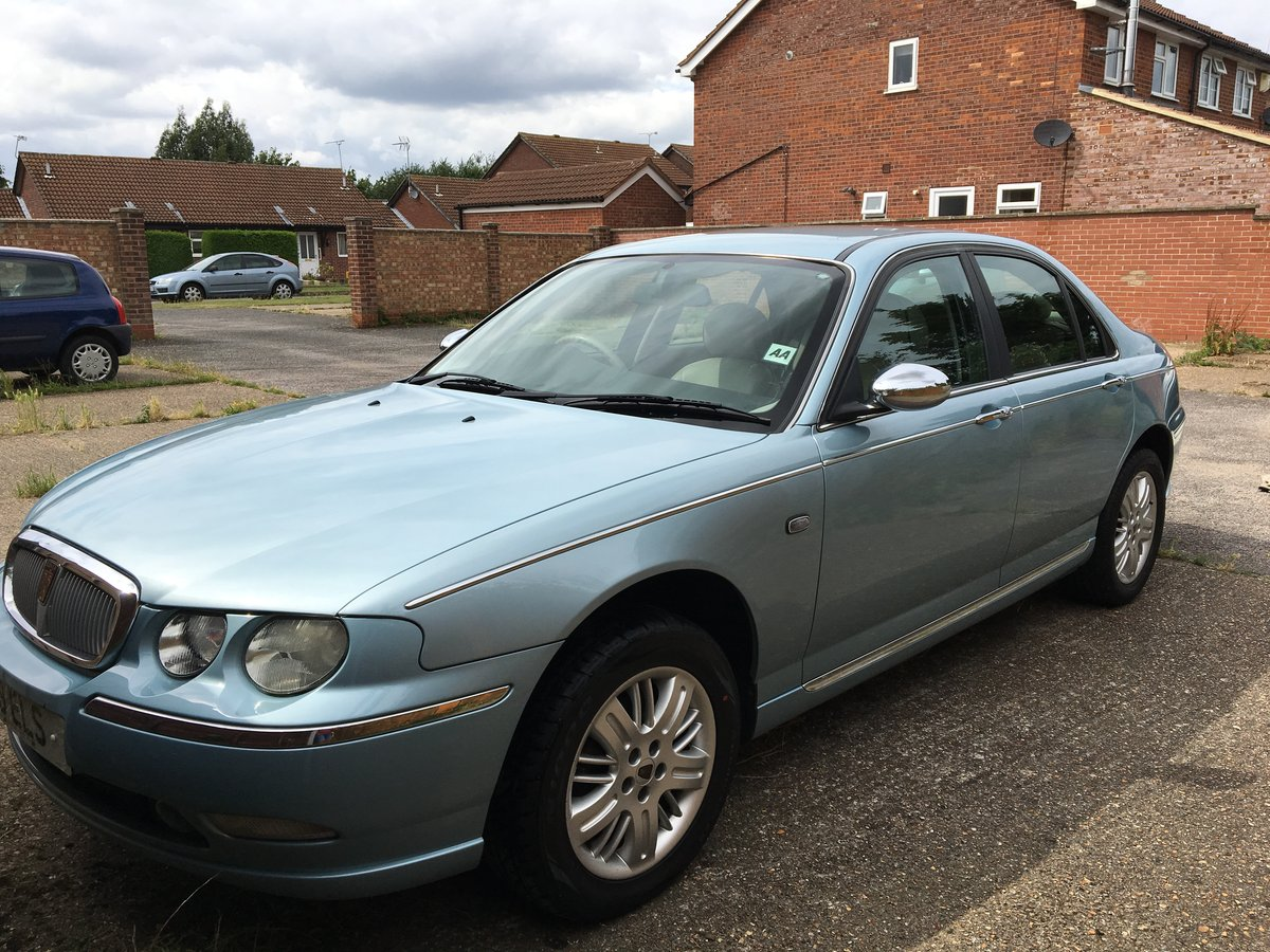 2001 Mint condition  Rover 75 For Sale (picture 6 of 6)