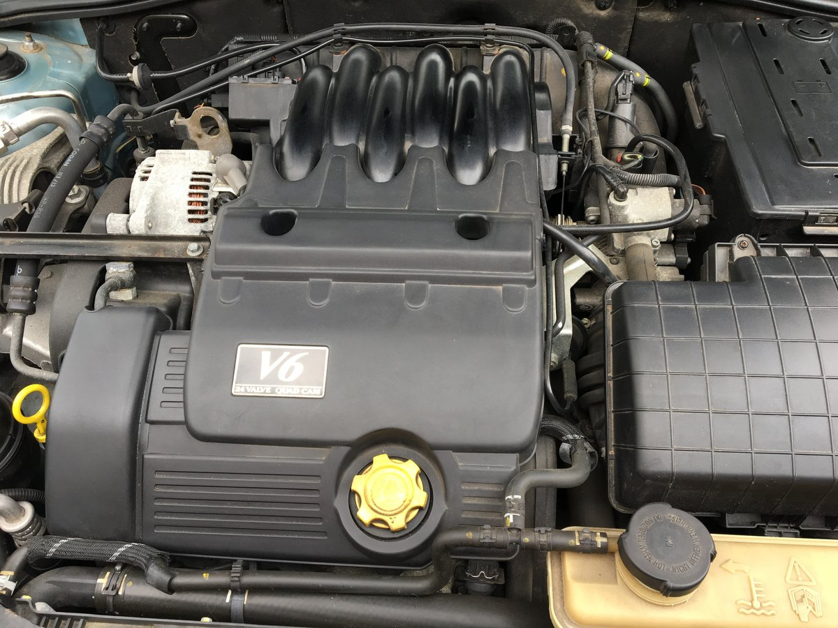 2001 Mint condition  Rover 75 For Sale (picture 4 of 6)