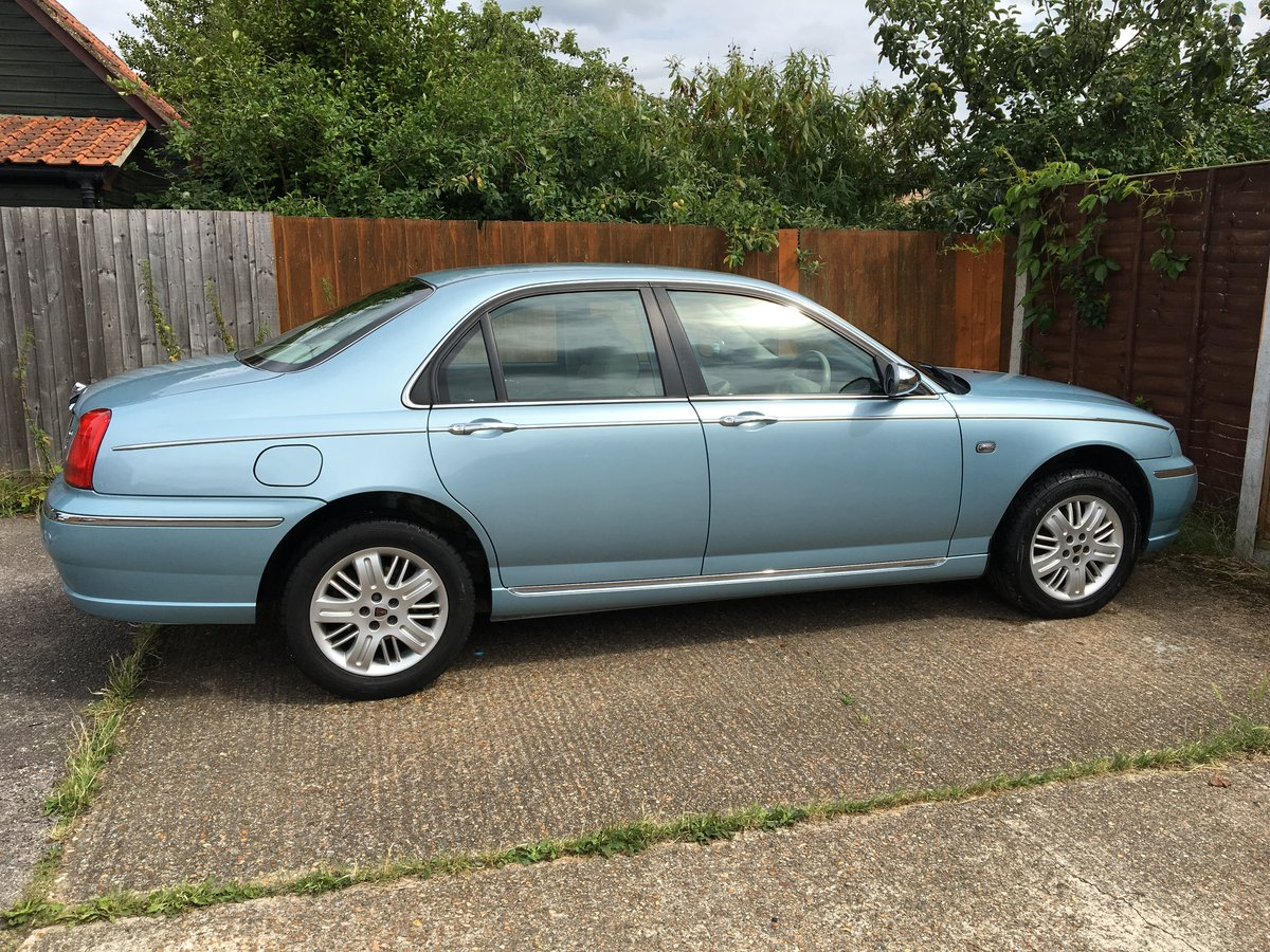 2001 Mint condition  Rover 75 For Sale (picture 1 of 6)
