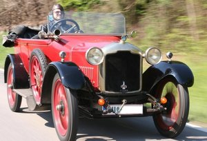 1920 Rover 12hp clegg
