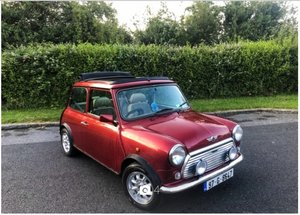 1997 Rover Mini with Sunroof For Sale
