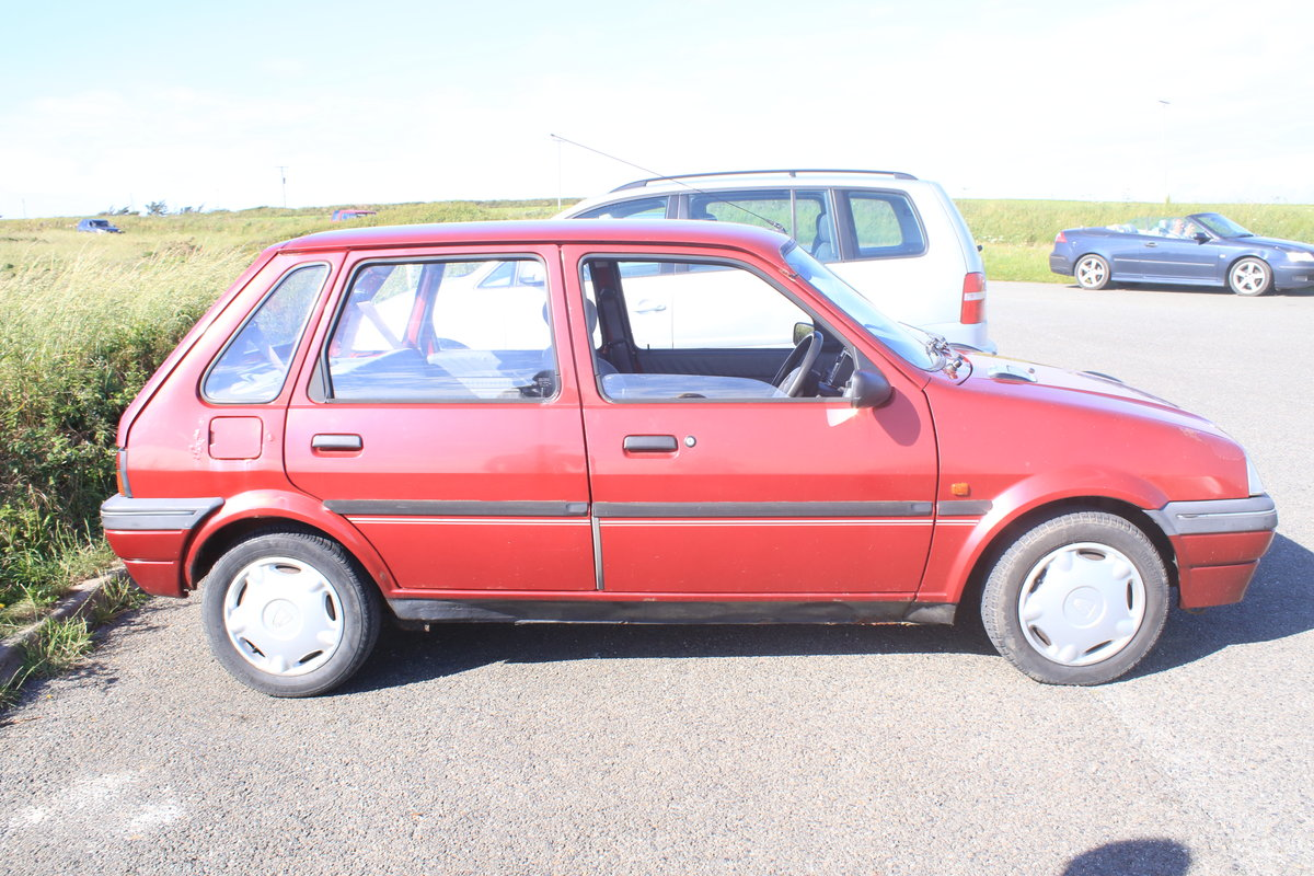 1993 Rover Metro For Sale (picture 1 of 4)