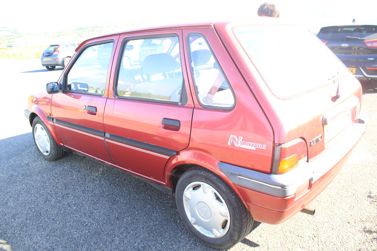 1993 Rover Metro For Sale (picture 2 of 4)