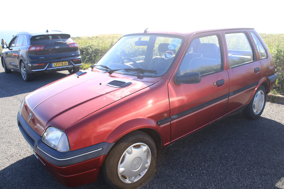 1993 Rover Metro For Sale (picture 4 of 4)