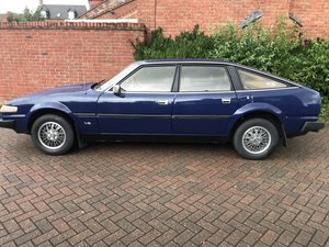 1982 Rover Series 1 vanden plas For Sale