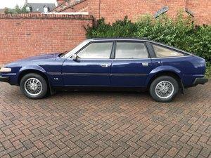 1982 Rover Series 1 vanden plas