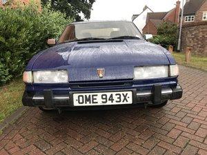 1982 Rover Series 1 vanden plas For Sale