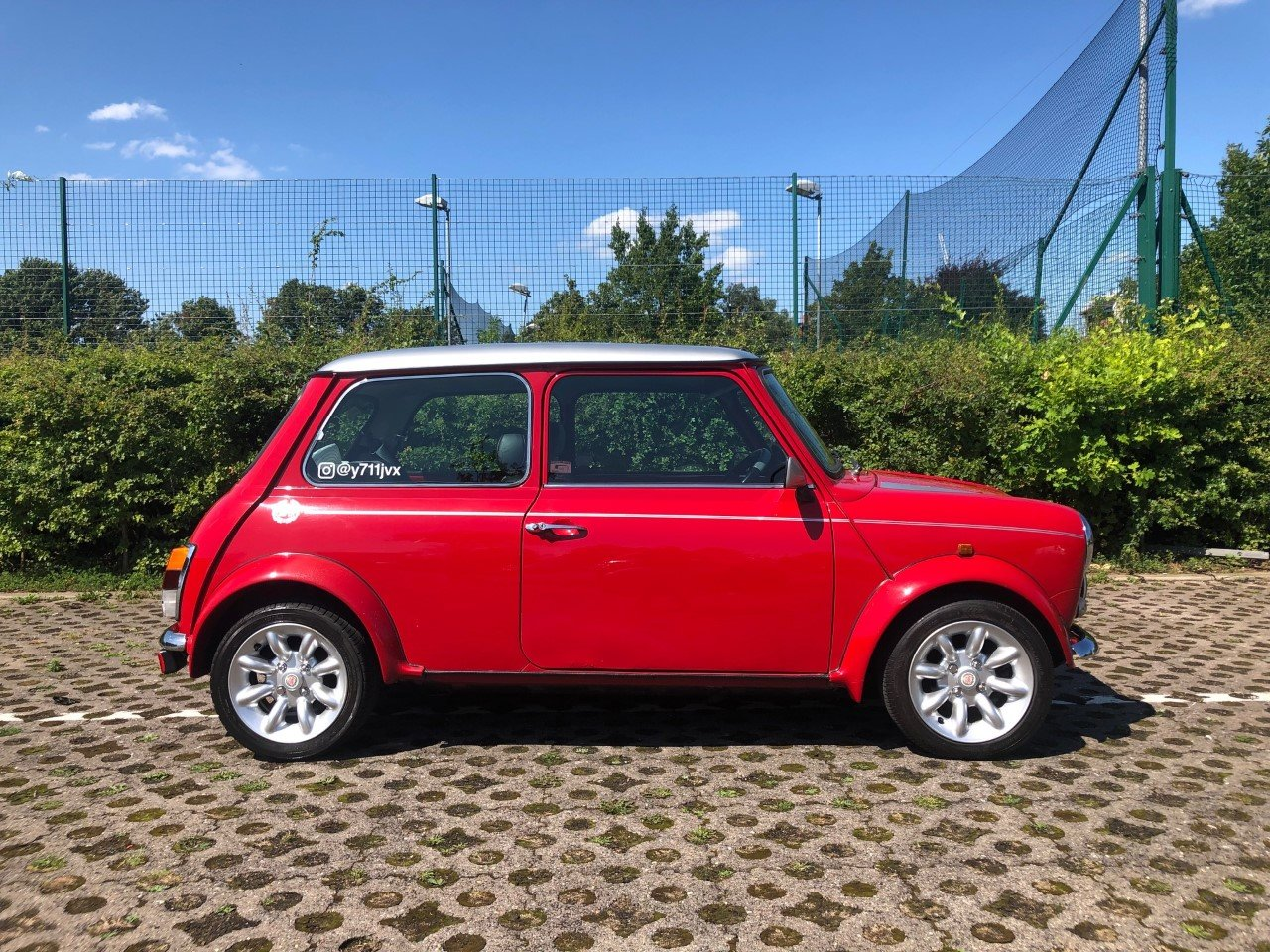 2001 Mini Cooper Sport 500 For Sale (picture 4 of 6)