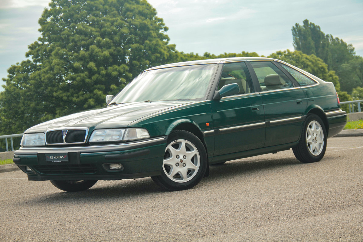 1995 Stunning low KM ROVER 827 Si ABS For Sale (picture 1 of 6)