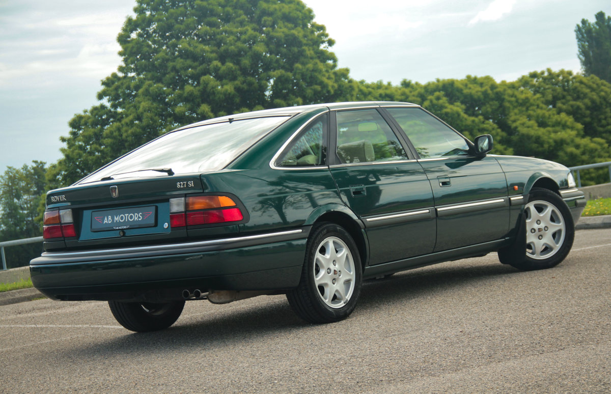 1995 Stunning low KM ROVER 827 Si ABS For Sale (picture 2 of 6)