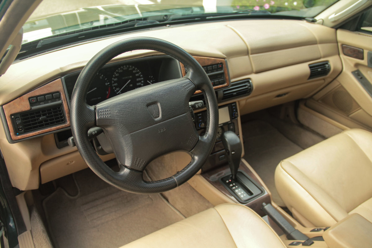 1995 Stunning low KM ROVER 827 Si ABS For Sale (picture 3 of 6)