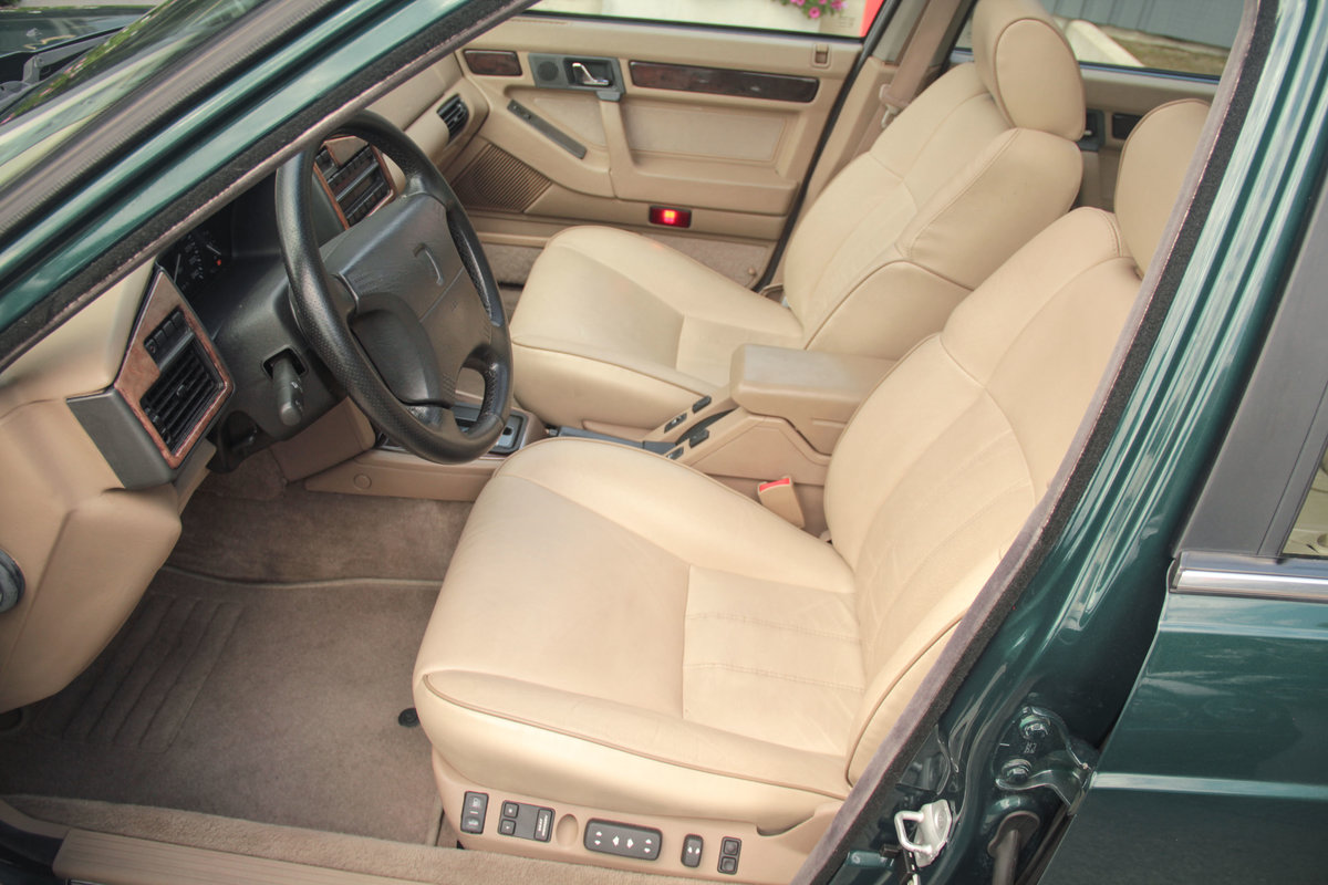 1995 Stunning low KM ROVER 827 Si ABS For Sale (picture 4 of 6)