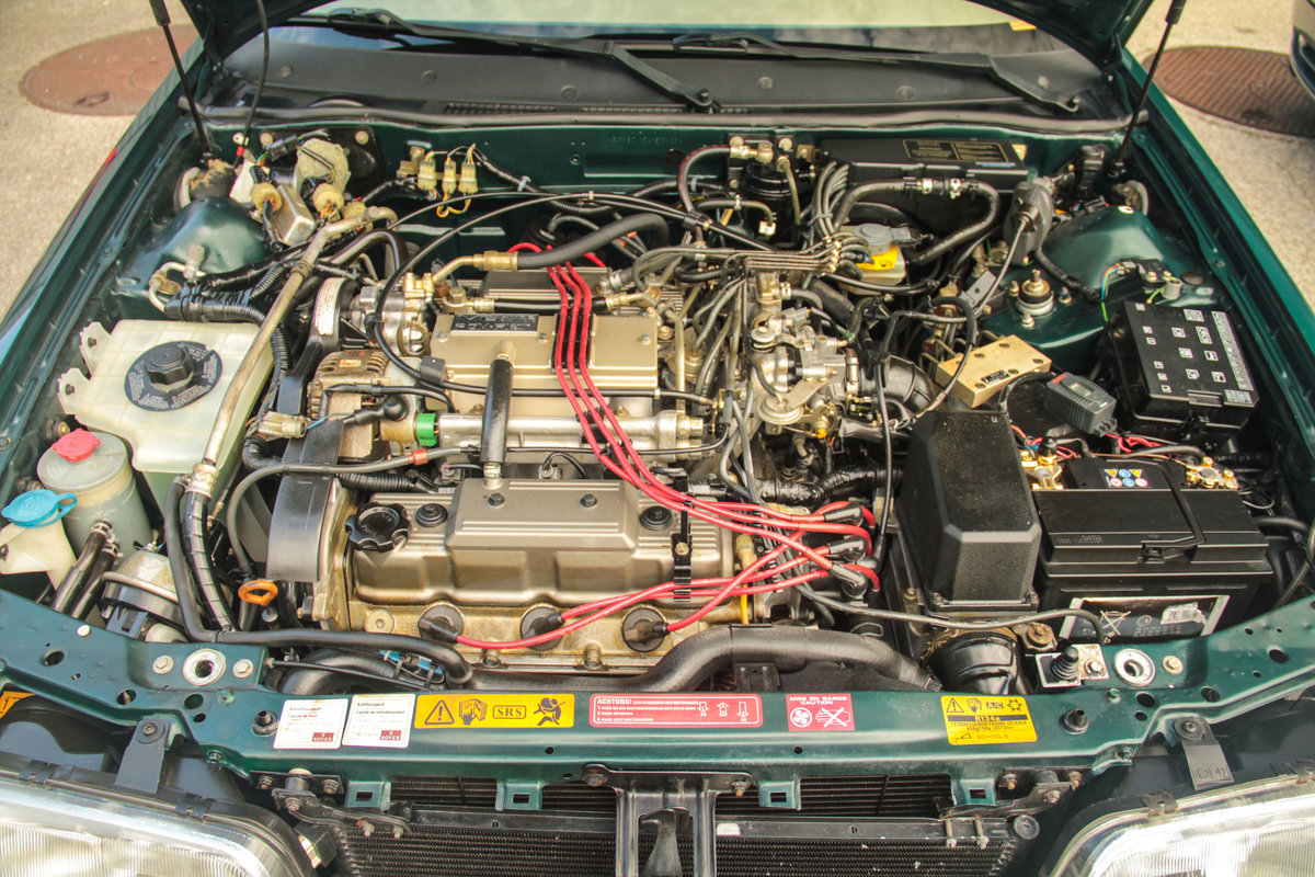 1995 Stunning low KM ROVER 827 Si ABS For Sale (picture 5 of 6)