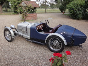 1938 Hand Built Rover Specail registered as Historic Vehicle SOLD