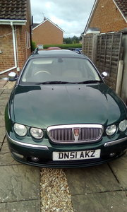 2002 Rover 75 Potential future classic car. For Sale