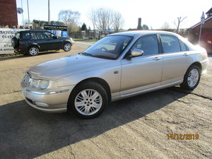 2003 SOUND OLD ROVER DIESEL 75 5 SPEED MANUL WITH A TOW BAR