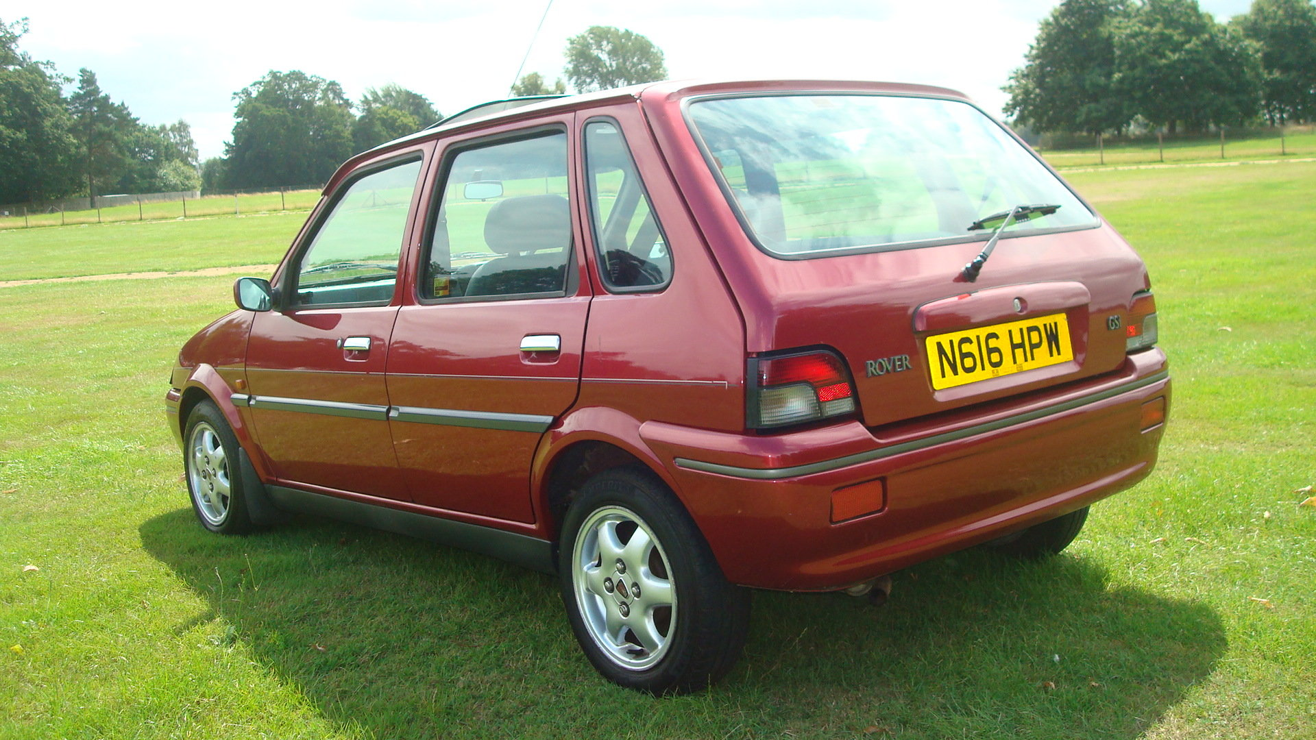 1995 Rover 111 GSI SOLD (picture 3 of 6)