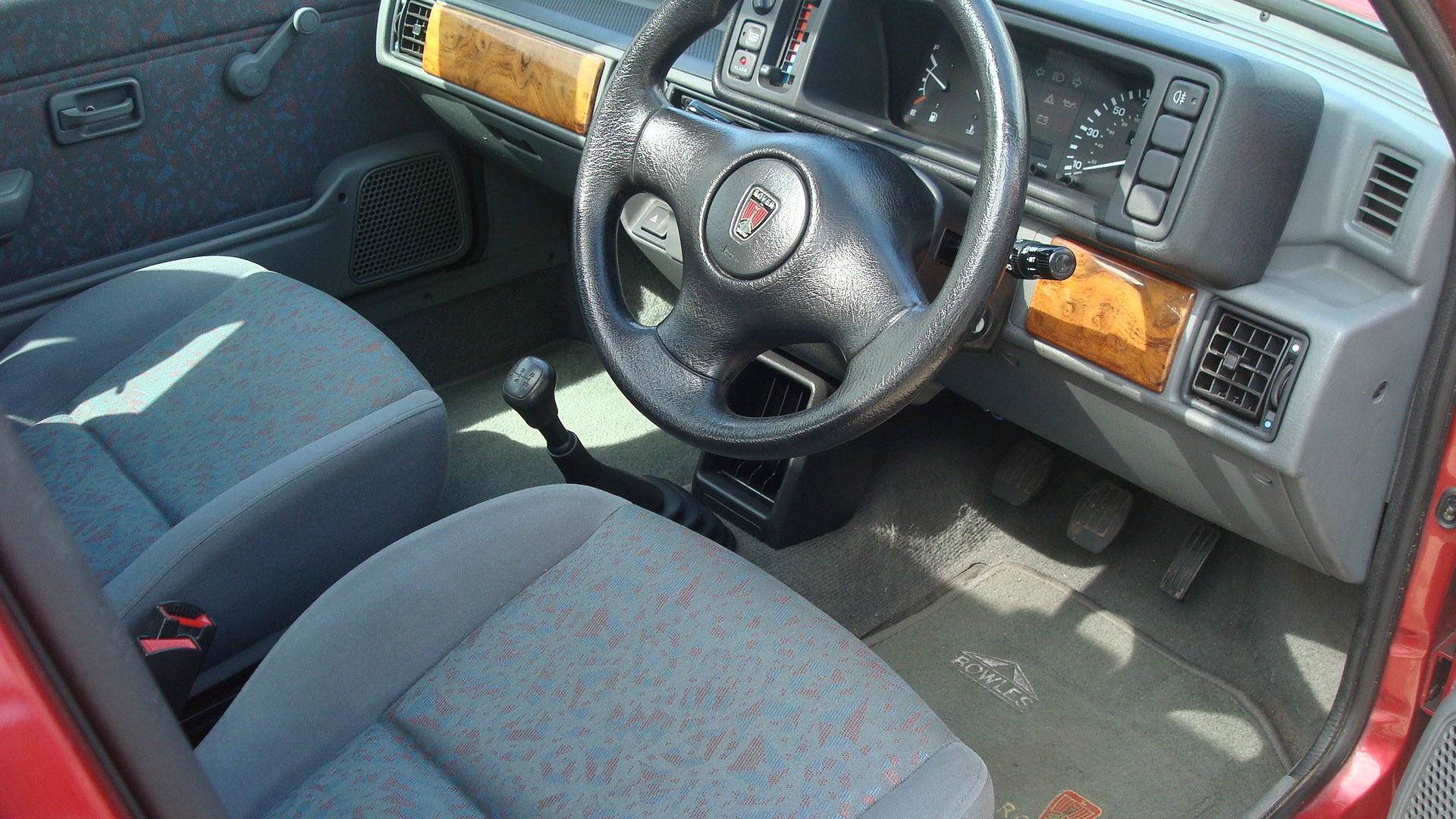 1995 Rover 111 GSI SOLD (picture 6 of 6)