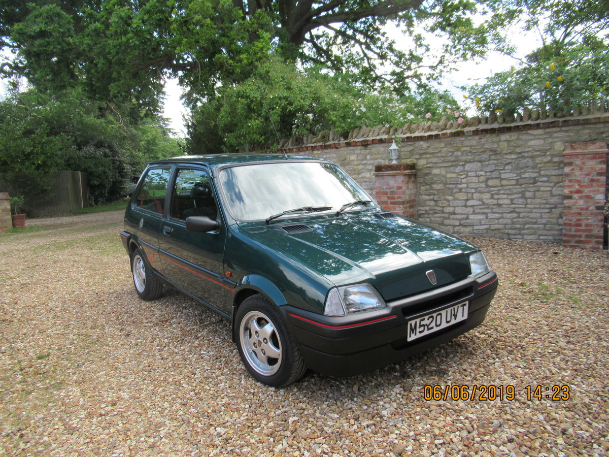 1994 Rover Metro GTa For Sale (picture 1 of 6)