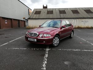 2002 Immaculate Rover 45 1.8 Automatic Club Saloon