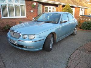 2002 Rover 75 connoisseur CDT SE Auto For Sale