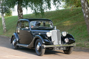 1938 Rover P2 10 Two Door Coupe For Sale by Auction