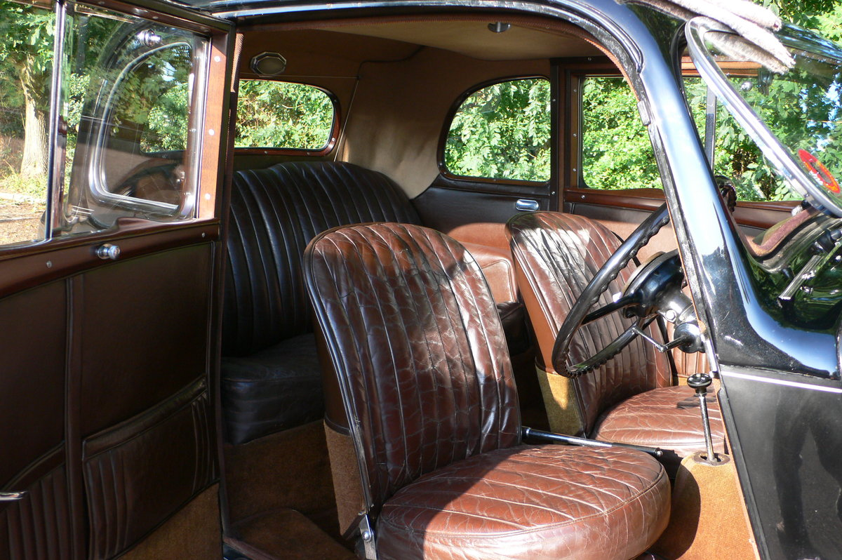 1938 Rover P2 10 Two Door Coupe For Sale by Auction (picture 3 of 6)