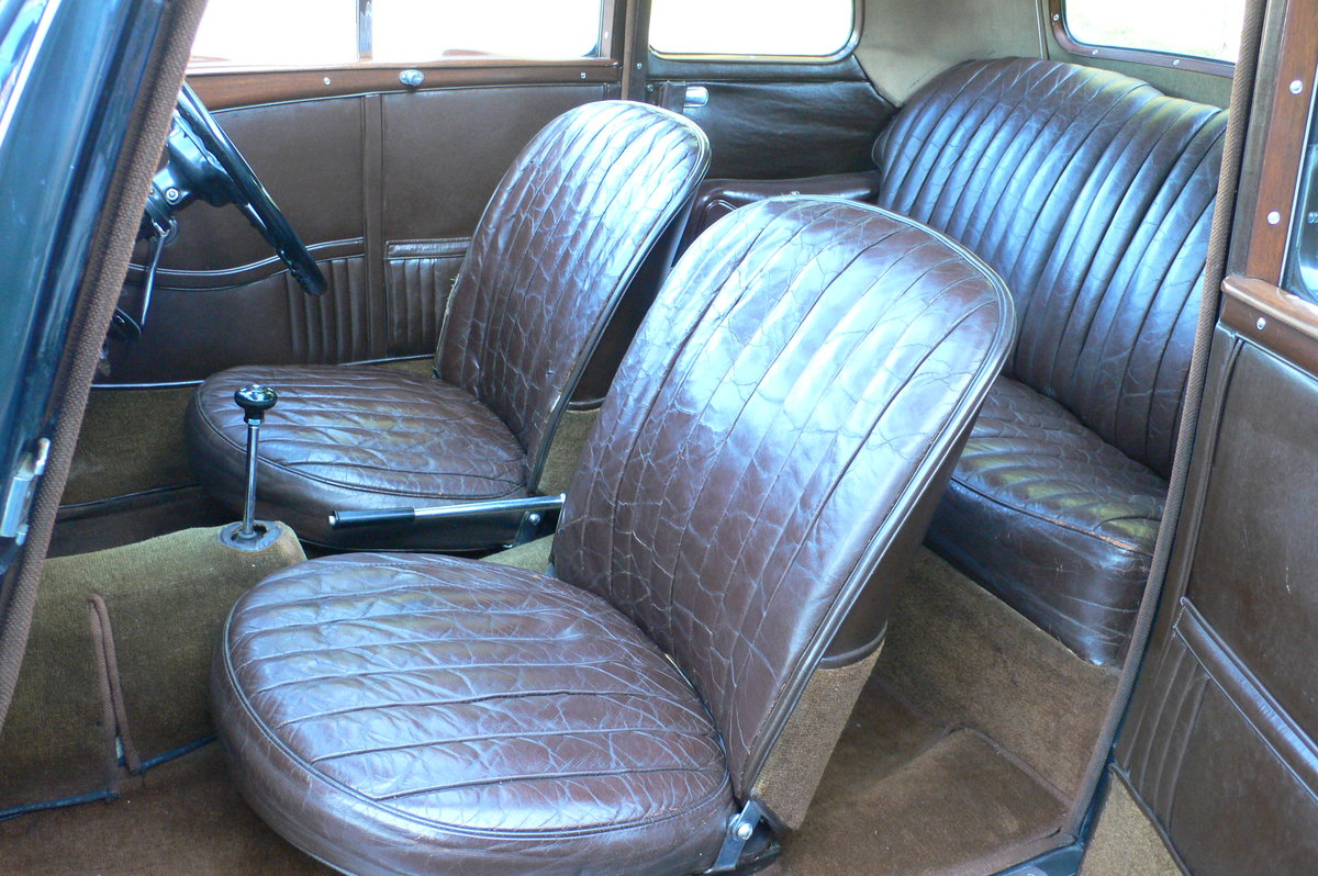 1938 Rover P2 10 Two Door Coupe For Sale by Auction (picture 4 of 6)