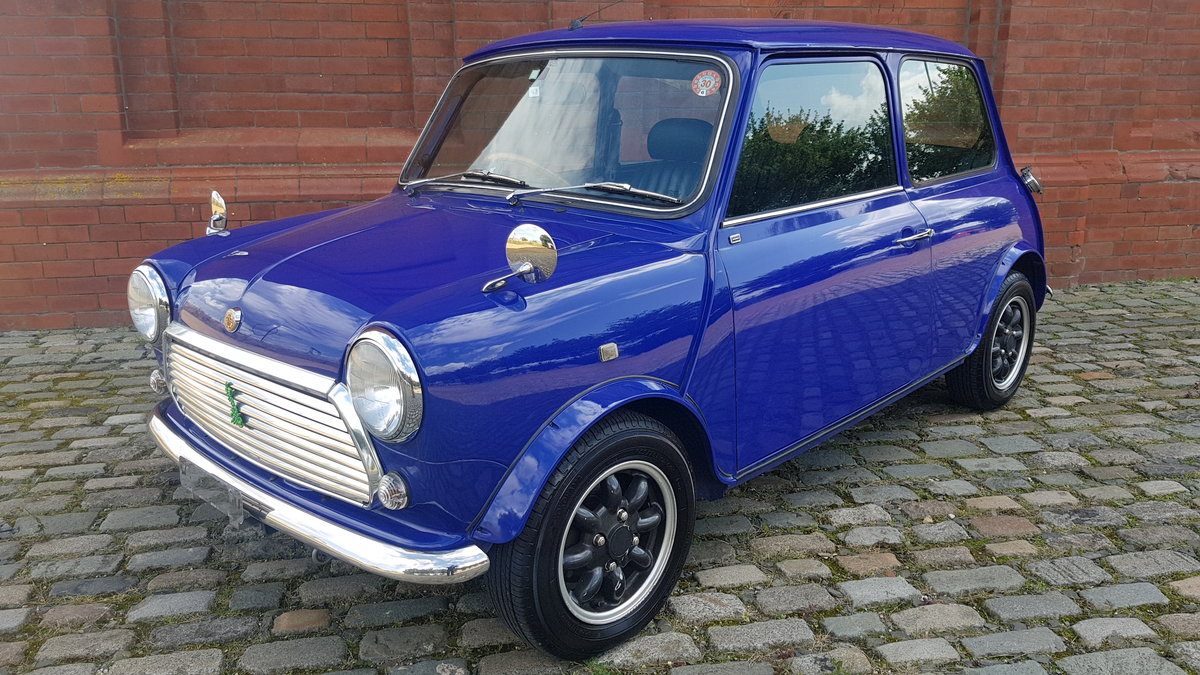 1999 ROVER MINI PAUL SMITH RARE INVESTABLE CLASSIC MINI 1300 For Sale (picture 1 of 6)