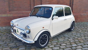 1998 ROVER MINI PAUL SMITH RARE INVESTABLE CLASSIC MINI 1300