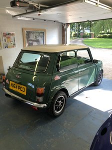1996 John Cooper Works 35 edition 'S' Rare